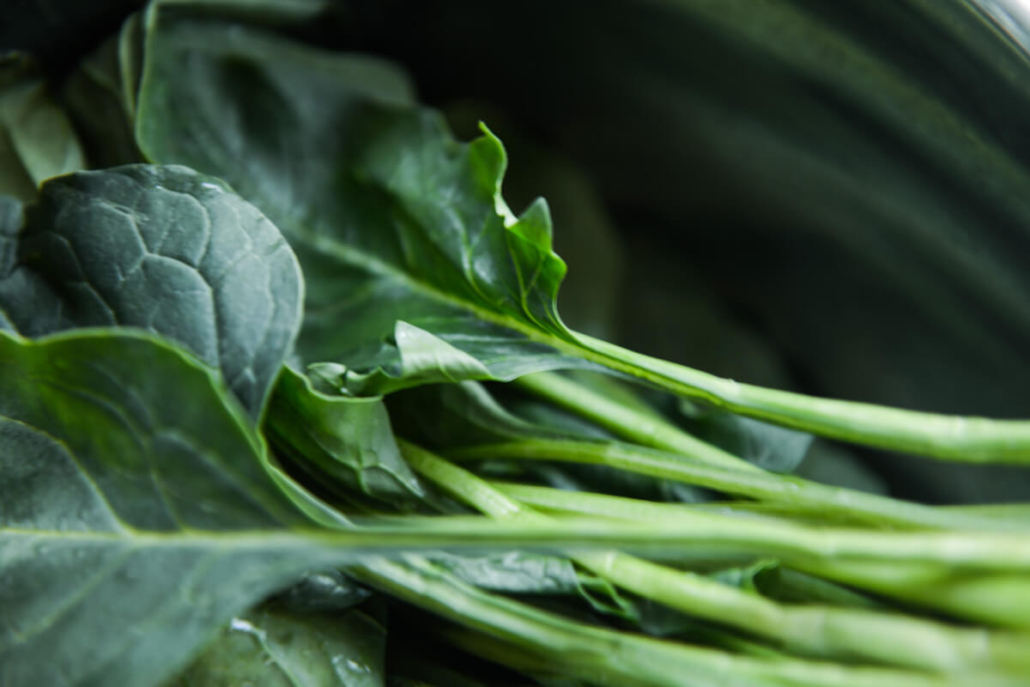 Image Dark Leafy Greens - Workplace Stress Article