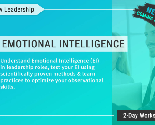 Image Emotional Intelligence Course- Step 1 - Courses Page