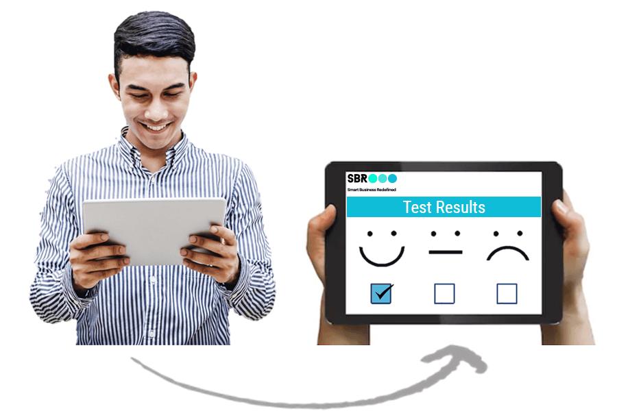 Image Header Business Tools Testing