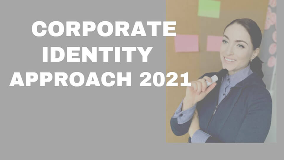 Image Corporate Identity Approach 2021