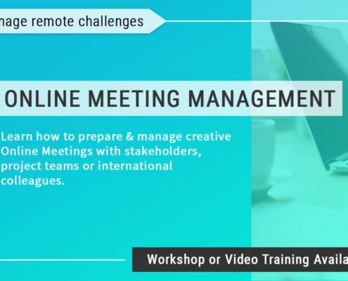 Image Online Meeting Management Course- Step 1 - Courses Page