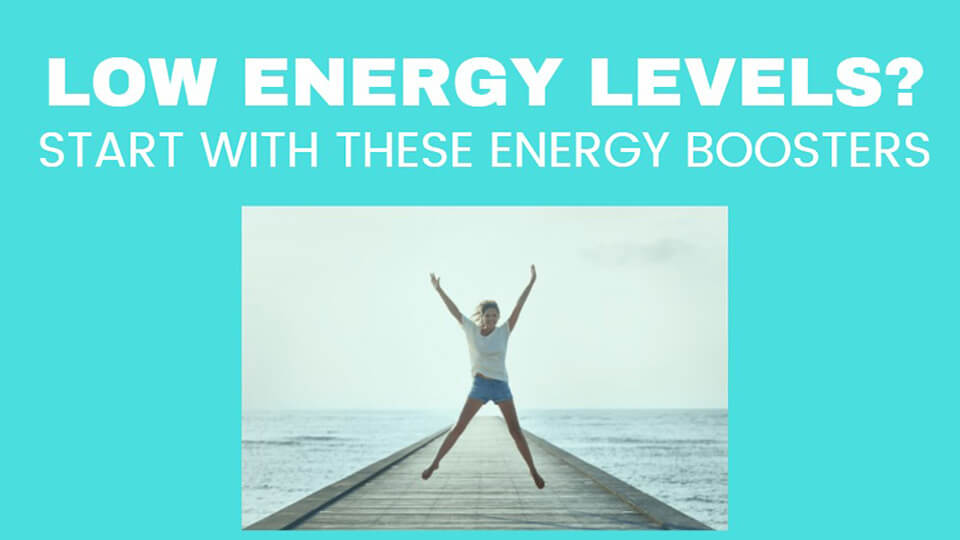 Image Boost Your Energy Levels