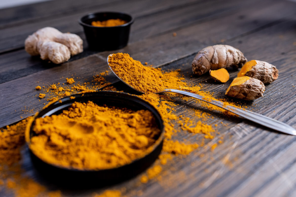 Image Turmeric - Workplace Stress Article