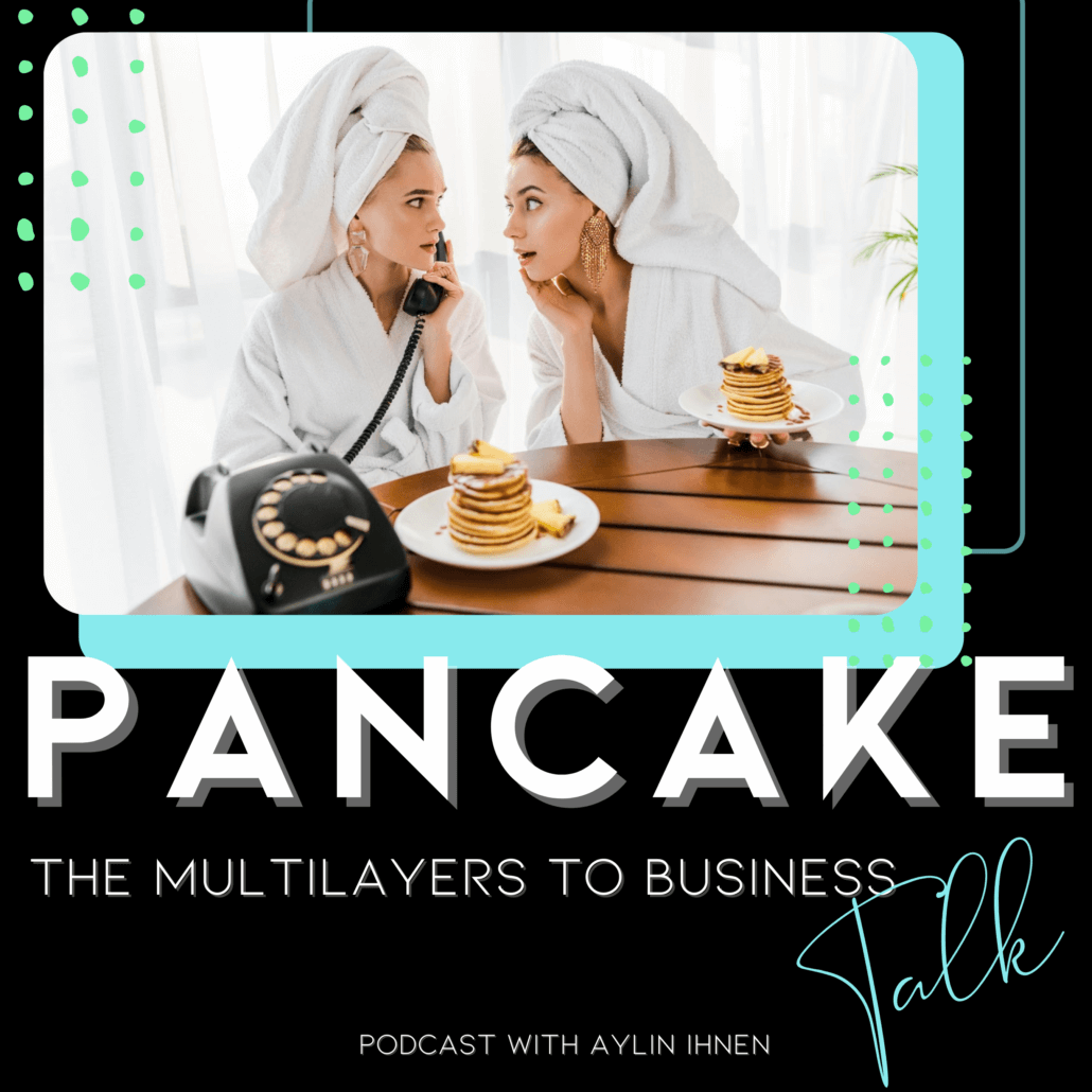 Image of Podcast Pancake The Multilayers to Business